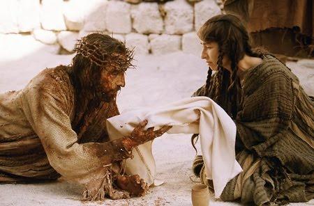 06 Estacao - A Verônica enxuga a face de Jesus2