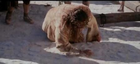 09 Estacao - Jesus cai, terceira vez1