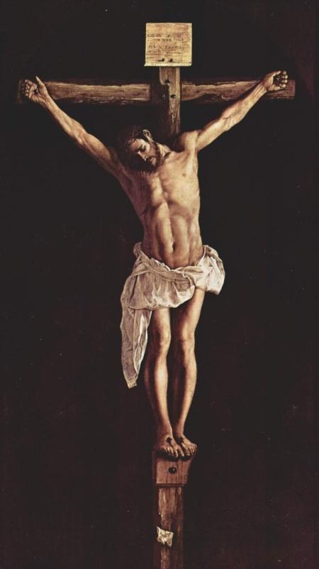 12 Estacao - Jesus expira na cruz