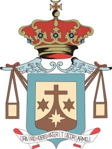 Brasão - Irmandade do Carmo_burned