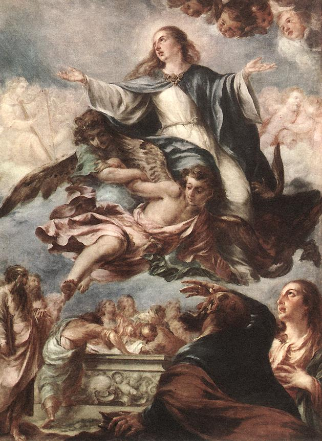 Assumption of the Virgin, Juan de Valdes Leal