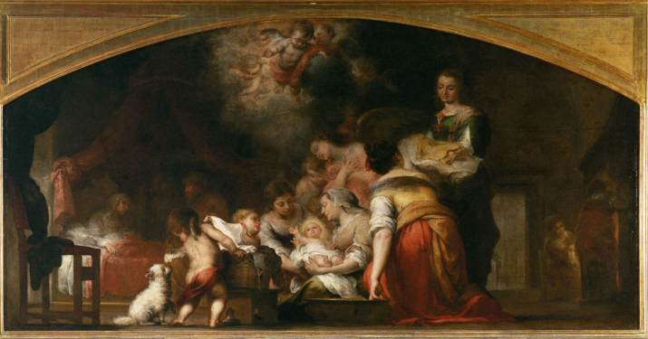 bartolome_esteban_perez_murillo_-_birth_of_the_virgin_-_wga16372