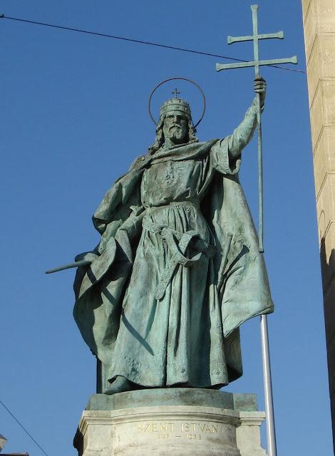 Santo Estevao, rei apostolico da Hungria